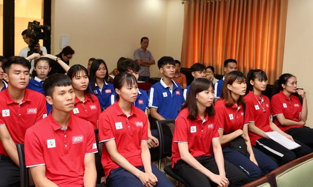 Gần 1.000 VĐV tham dự Giải vô địch Taekwondo  các lứa tuổi trẻ toàn quốc – CJ 2019 - Ảnh 2.