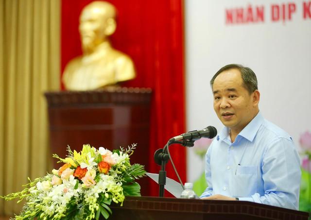 Thứ trưởng Lê Khánh Hải: Sự thành công của ngành văn hóa có đồng hành của các cơ quan báo chí