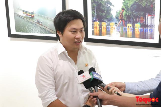 Triển lãm ảnh Dấu ấn 2: Trưng bày 100 bức ảnh báo chí ấn tượng kỷ niệm ngày Báo chí Việt Nam 21/6 - Ảnh 5.