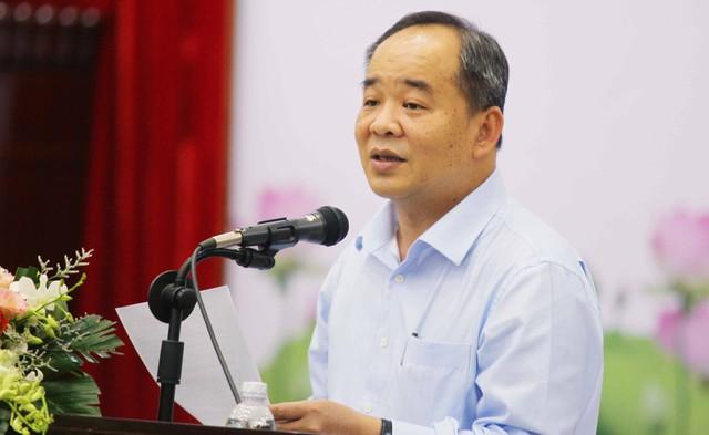 Bộ VHTTDL gặp mặt báo chí nhân dịp kỷ niệm 94 năm ngày báo chí cách mạng Việt Nam - Ảnh 1.