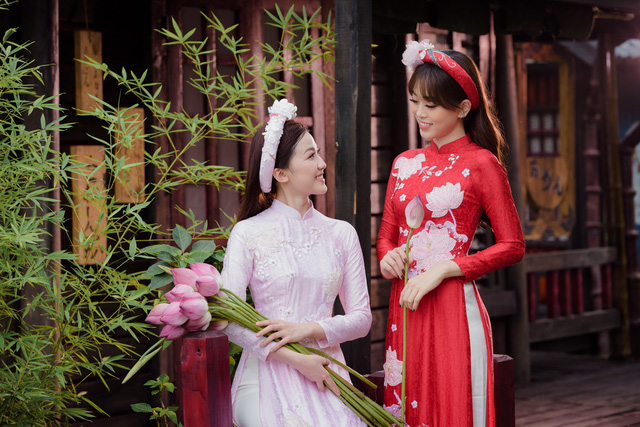 Bạn gái trong phim - ngoài đời của diễn viên Bình An bỗng nhiên chạm mặt, đọ sắc - Ảnh 3.