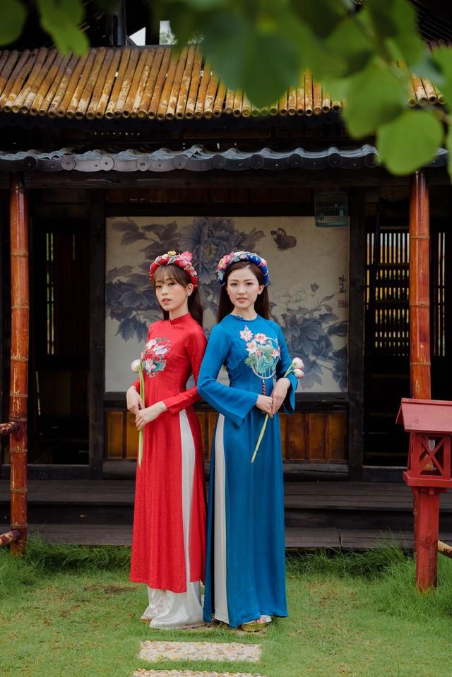 Bạn gái trong phim - ngoài đời của diễn viên Bình An bỗng nhiên chạm mặt, đọ sắc - Ảnh 5.