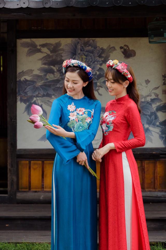 Bạn gái trong phim - ngoài đời của diễn viên Bình An bỗng nhiên chạm mặt, đọ sắc - Ảnh 6.