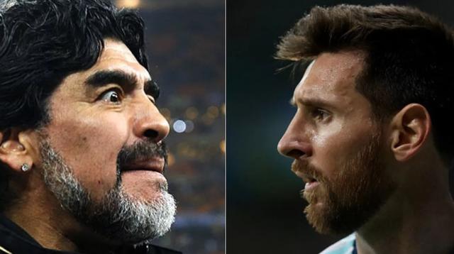 Tung gạch đá, Maradona réo gọi đối thủ có thể khiến Messi thảm bại ngay lúc này - Ảnh 1.
