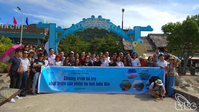 Chương trình khảo sát hỗ trợ phát triển sản phẩm du lịch biển đảo