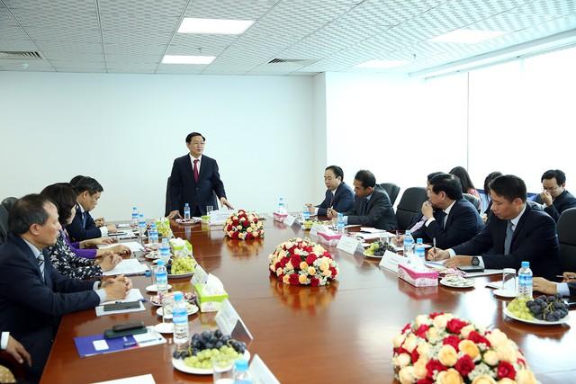 Phó Thủ tướng Vương Đình Huệ động viên các doanh nghiệp Việt Nam ở Myanmar   - Ảnh 6.