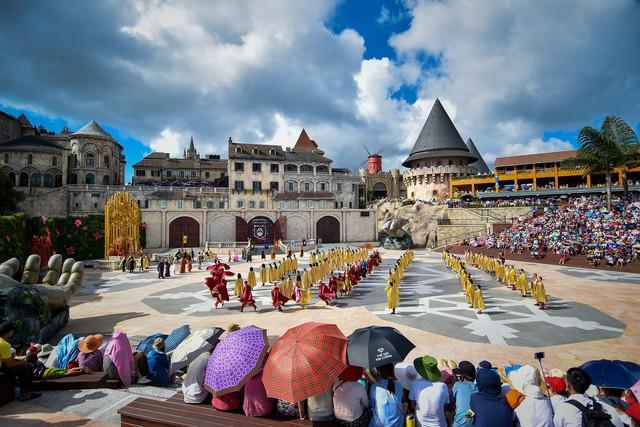 Vị thế mới của du lịch Đà Nẵng nhìn từ một show diễn nghệ thuật - Ảnh 3.