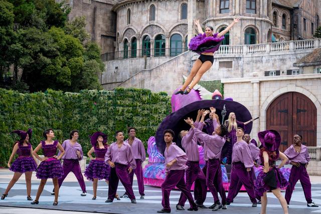 Vị thế mới của du lịch Đà Nẵng nhìn từ một show diễn nghệ thuật - Ảnh 4.