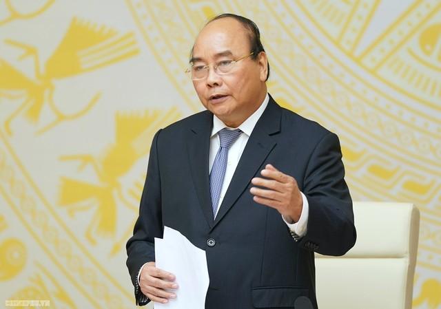 Thủ tướng đề nghị báo chí phải đi đầu trong những vấn đề lớn, vấn đề mới của đất nước - Ảnh 1.