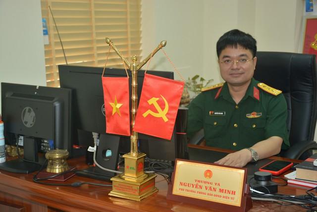 Biển rừng xanh thẳm qua những trang bút ký của Nguyễn Văn Minh - Ảnh 1.