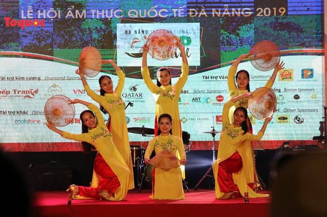 Khai mạc lễ hội Ẩm thực Quốc tế Đà Nẵng 2019 - Ảnh 1.
