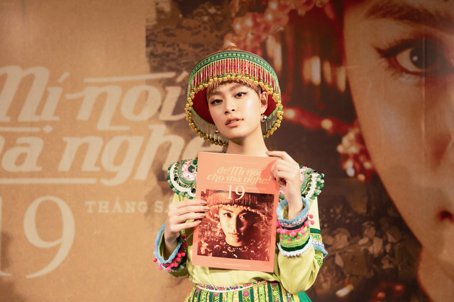 Hoàng Thùy Linh: Muốn tạo ra bước đột phá cho sự nghiệp âm nhạc  - Ảnh 1.