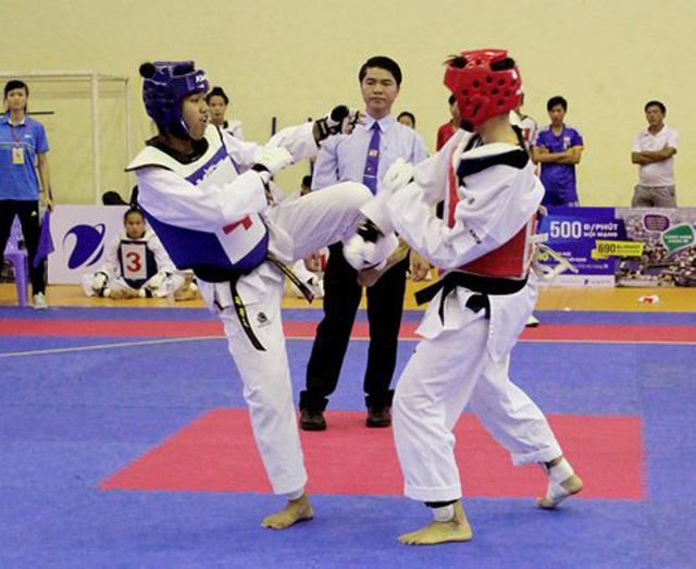 Lào Cai đăng cai tổ chức 02 giải thể thảo trẻ toàn quốc - Ảnh 1.