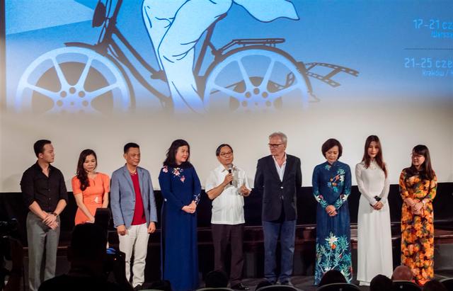 5 tác phẩm điện ảnh được trình chiếu trong Tuần lễ phim Việt Nam tại Ba Lan  - Ảnh 1.
