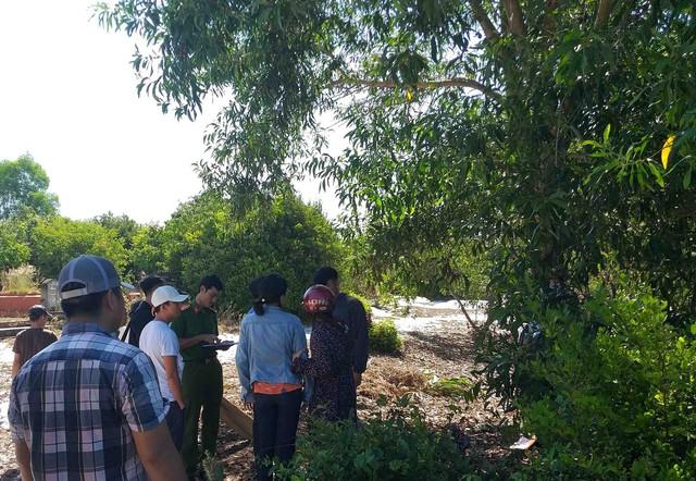 Giám đốc Trung tâm Văn hóa tỉnh Quảng Nam tử vong trong rừng cây - Ảnh 1.
