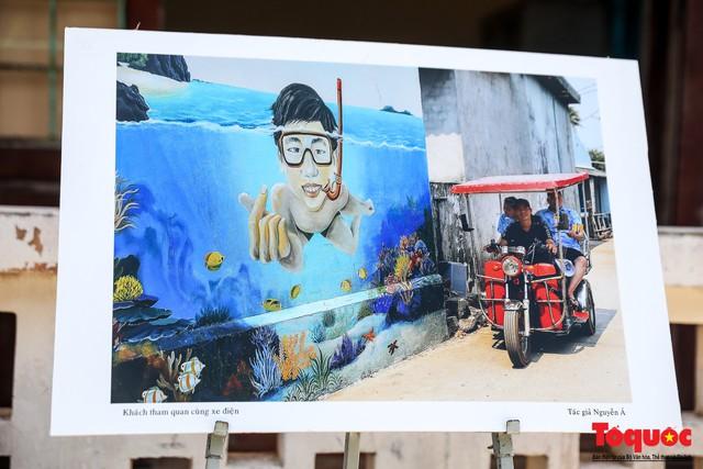 Khai mạc triển lãm chuyên đề về Lý Sơn - Tinh hoa di sản lễ hội, địa chất - Ảnh 5.