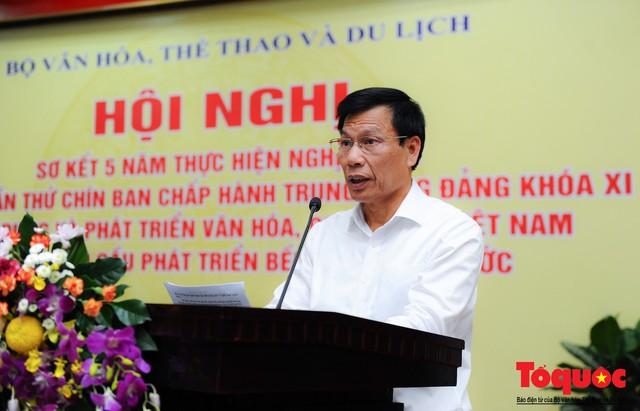 Nhìn lại 5 năm thực hiện Nghị quyết số 33 về xây dựng và phát triển văn hoá, con người Việt Nam - Ảnh 1.