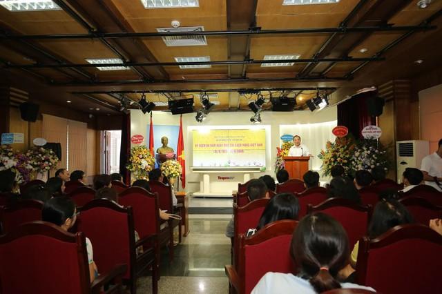 Thứ trưởng Lê Khánh Hải: Báo Điện tử Tổ Quốc đã có bước phát triển vượt bậc - Ảnh 2.