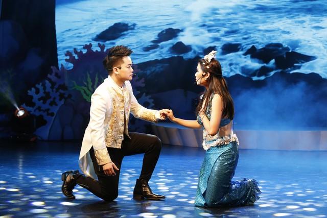 Nhà hát Tuổi trẻ lần đầu tiên mang kịch thiếu nhi vào đất sân khấu nhí TP Hồ Chí Minh - Ảnh 2.