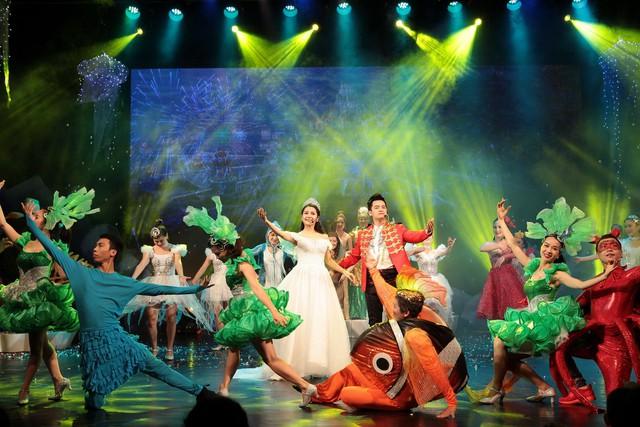 Nhà hát Tuổi trẻ lần đầu tiên mang kịch thiếu nhi vào đất sân khấu nhí TP Hồ Chí Minh - Ảnh 1.