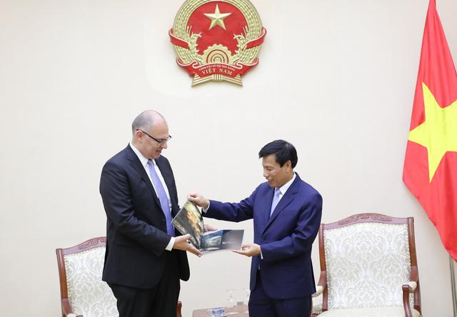 Bộ trưởng Nguyễn Ngọc Thiện tiếp Đại sứ Đan Mạch tại Việt Nam - Ảnh 2.