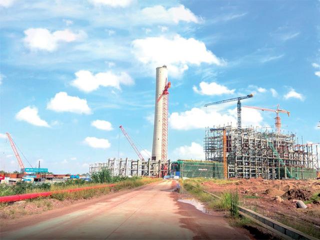 Gói thầu 2A của dự án nhiệt điện BOT Hải Dương bị tuýt còi vì sử dụng lao động Trung Quốc không phép - Ảnh 1.