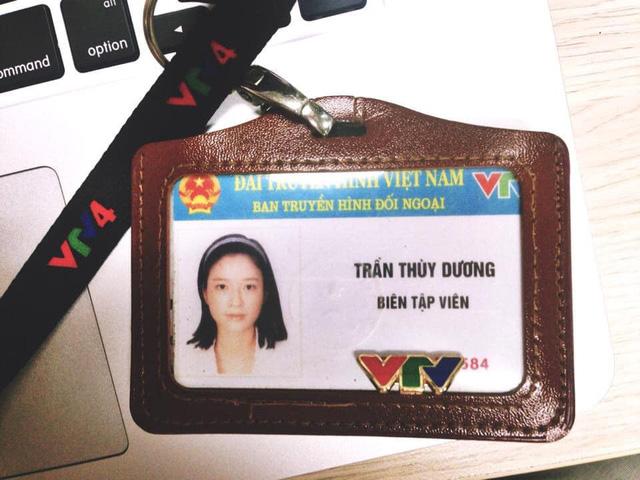 MC Thùy Dương của Talk Vietnam tạm biệt VTV sau 10 năm gắn bó - Ảnh 2.