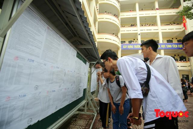 Hà Nội: Hơn 74.000 thí sinh làm thủ tục dự thi THPT Quốc gia 2019 - Ảnh 4.