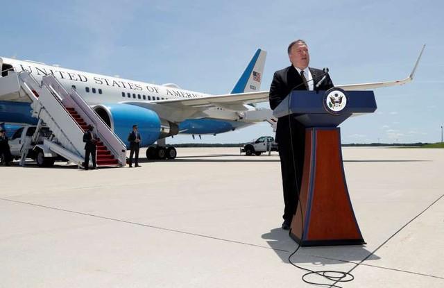 Leo thang với Iran chưa dứt: Ẩn ý loạt điểm dừng Mỹ tại Trung Đông   - Ảnh 1.