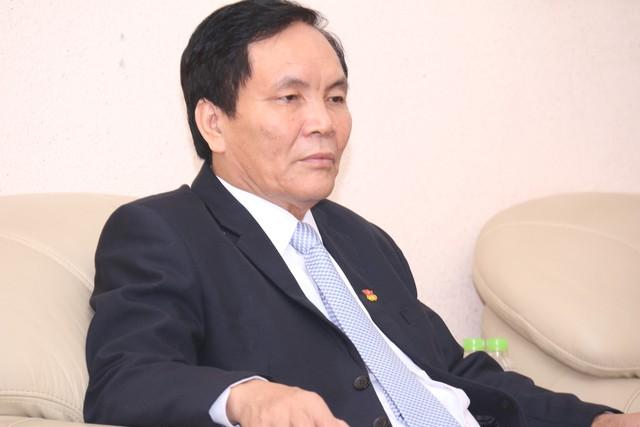 Ông Cấn Văn Nghĩa từ chức Phó chủ tịch tài chính Liên đoàn Bóng đá Việt Nam - Ảnh 1.