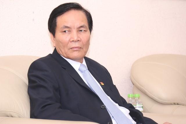 VFF chưa chốt phương án thay thế vị trí của ông Cấn Văn Nghĩa - Ảnh 1.