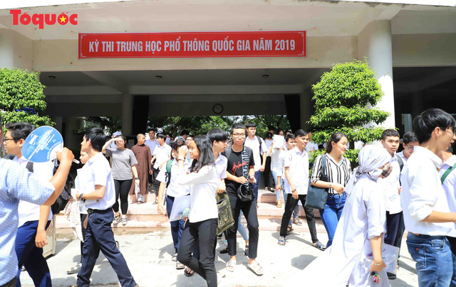 Đà Nẵng có 31 thí sinh vắng thi môn Ngữ văn - Ảnh 6.