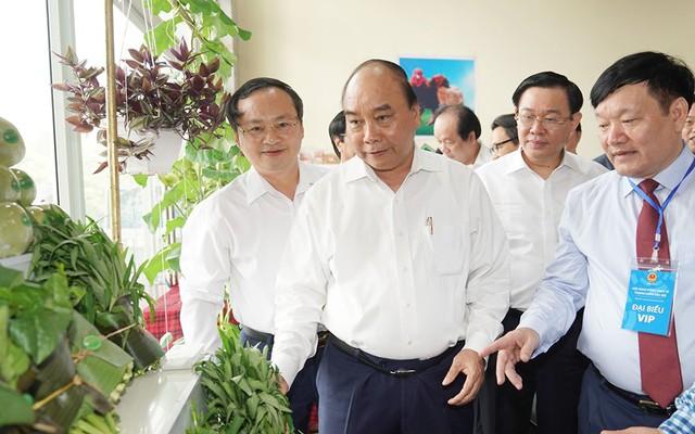 Thủ tướng chủ trì hội nghị Phát triển vùng kinh tế trọng điểm Bắc Bộ - Ảnh 3.
