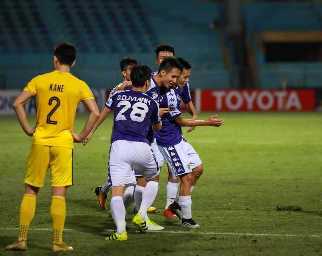 Vào chung kết AFC Cup 2019 khu vực Đông Nam Á, Hà Nội FC nhận thưởng nóng 300 triệu đồng - Ảnh 1.