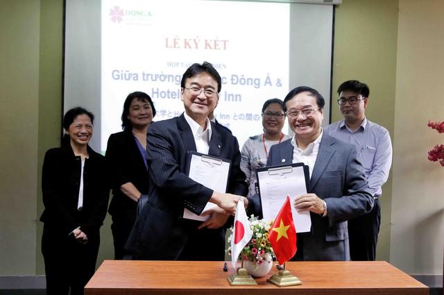 ĐH Đông Á tạo dựng cơ hội cuộc đời cho sinh viên - Ảnh 2.