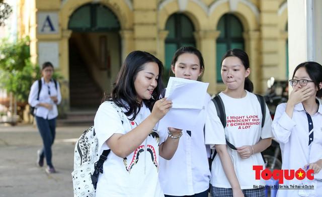TP.HCM: triển khai thống nhất Phiếu đăng ký dự thi tốt nghiệp THPT 2020 - Ảnh 1.