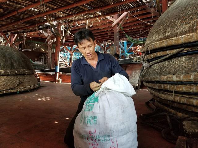 """Khoảng 1.000 tấn mực khô của ngư dân chưa tiêu thụ được, Quảng Nam """"cầu cứu"""" các Bộ   - Ảnh 2."""