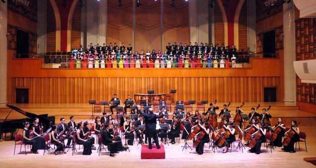 Hội thảo Phát triển ngành Chỉ huy âm nhạc tại Việt Nam - Ảnh 1.