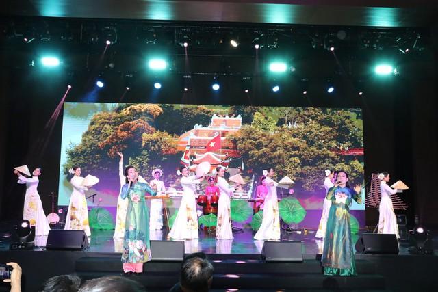 Lễ hội Văn hoá - du lịch Việt Nam tại Hàn Quốc năm 2019 - Ảnh 4.