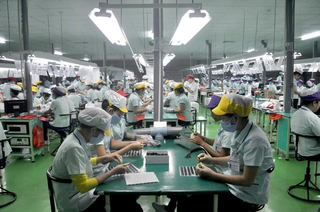 Đầu tư trực tiếp nước ngoài vào Việt Nam đang cao nhất trong nhiều năm trở lại đây - Ảnh 1.