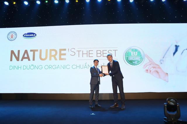 Vinamilk là đại diện duy nhất của châu Á trình bày về xu hướng organic tại Hội nghị sữa toàn cầu 2019 tại Bồ Đào Nha - Ảnh 7.