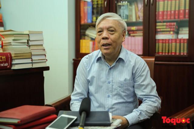 PGS.TS Nguyễn Trọng Phúc: Đánh giá cán bộ để lựa chọn nhân sự khóa XIII phải trung thực, khách quan, loại bỏ việc chạy phiếu bầu - Ảnh 1.