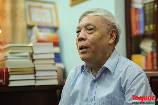 PGS.TS Nguyễn Trọng Phúc: Đánh giá cán bộ để lựa chọn nhân sự khóa XIII phải trung thực, khách quan, loại bỏ việc chạy phiếu bầu - Ảnh 2.