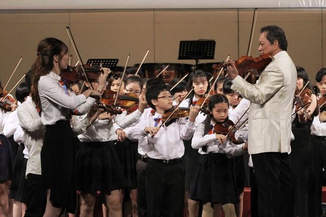 Hé lộ giải thưởng khủng của Cuộc thi Âm nhạc quốc tế violon - Ảnh 1.