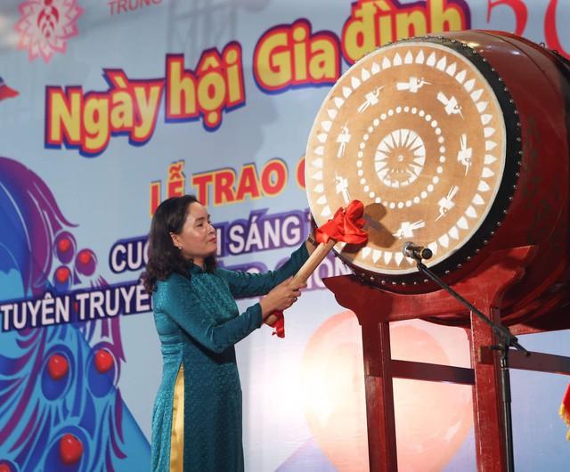 Khai mạc Ngày hội Gia đình Việt Nam 2019 - Ảnh 1.