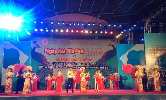 Khai mạc Ngày hội Gia đình Việt Nam 2019 - Ảnh 5.