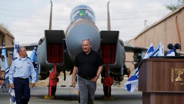 Israel bất ngờ tung đòn cái giá Iran phải gánh sau hỏa lực Syria? - Ảnh 1.