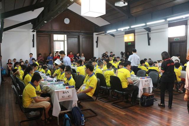 Khai mạc Giải cờ vua tính hệ số elo quốc tế Hà Nội mở rộng lần thứ III năm 2019 - Ảnh 1.