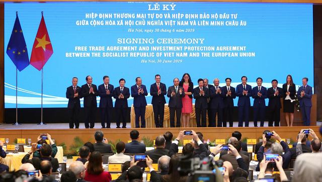 Chính thức ký Hiệp định thương mại EVFTA: Cú hích làn sóng đầu tư từ EU vào Việt Nam  - Ảnh 6.