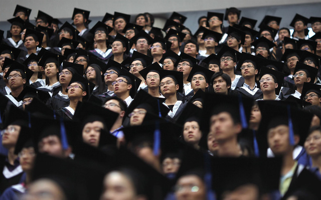 Vì lý do này mà Trung Quốc cảnh báo các sinh viên ý định du học Mỹ? - Ảnh 1.